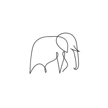 contour-elephant